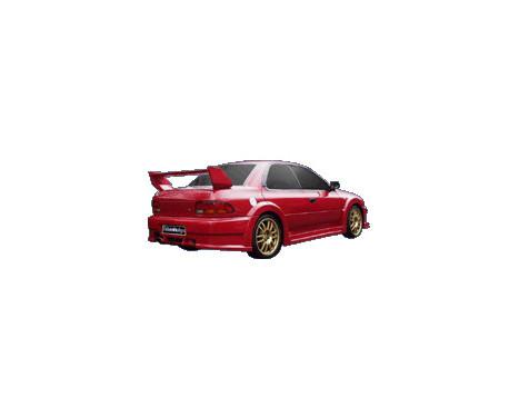 IBherdesign Achterbumper Subaru Impreza 1995-2001 'Storm', Afbeelding 2