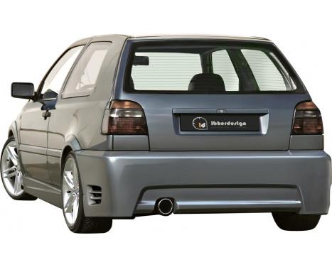 IBherdesign Achterbumper Volkswagen Golf III 'Kreator'
