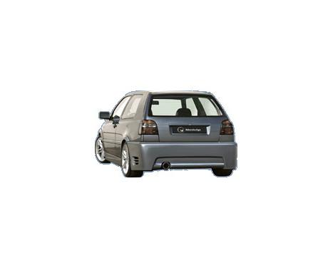 IBherdesign Achterbumper Volkswagen Golf III 'Kreator', Afbeelding 2