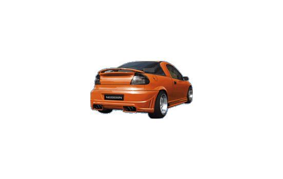 Neodesign Achterbumper Opel Tigra A 1995- ´Phantom´