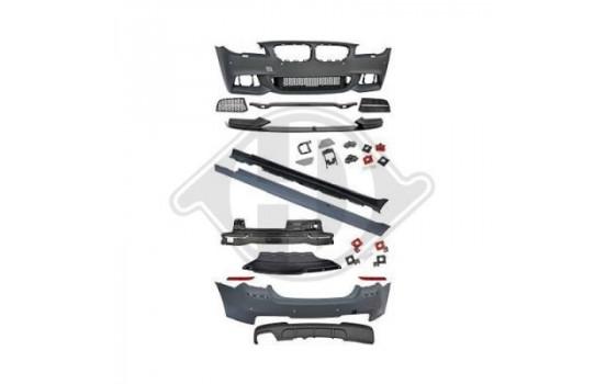 Bumperset BMW 5-serie F10/F11 Facelift (LCI) M-sport