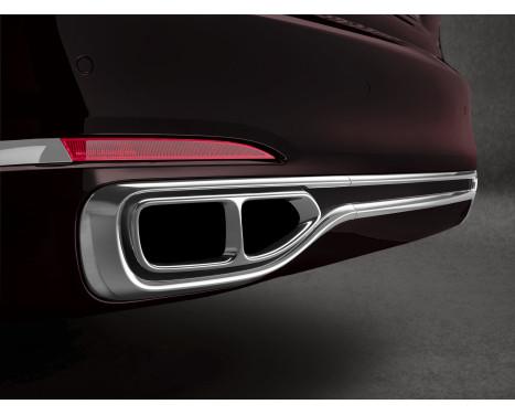 Bumperset BMW 7 serie G11 760i look, Afbeelding 2