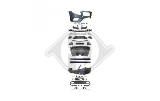 Bumperset E-klasse W213  AMG-line look
