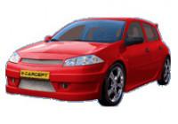 Carcept Voorbumper Renault Megane II 2002-2008