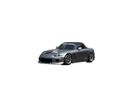 Chargespeed Voorbumper Honda S2000 AP1 (FRP)