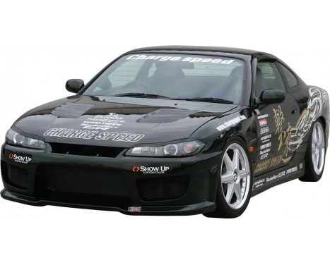 Chargespeed Voorbumper Nissan S15 240SX (FRP)