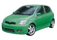 Chargespeed Voorbumper Toyota Yaris NCP10 -2003