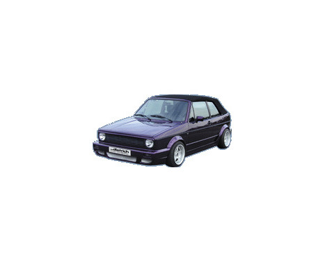 Dietrich Voorbumper Volkswagen Golf Cabrio I 1989-, Afbeelding 2