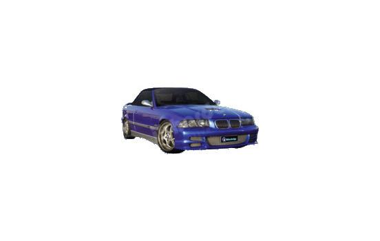 IBherdesign Voorbumper BMW 3-Serie E36 Coupe incl. Grill 'Revolution'