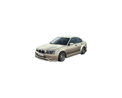 IBherdesign Voorbumper BMW 3-Serie E46 Sedan 'Cosmic'