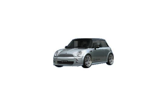 IBherdesign Voorbumper BMW New Mini Fletcher incl. gaas