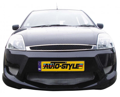 IBherdesign Voorbumper Ford Fiesta VI 2002- 'Riot'