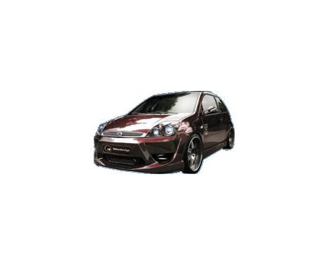 IBherdesign Voorbumper Ford Fiesta VI 2002- 'Riot', Afbeelding 2