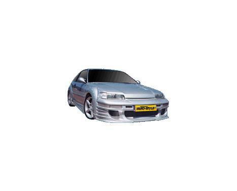 IBherdesign Voorbumper Honda CRX 1988-1992 'Predator Maxi' excl. VTec, Afbeelding 2