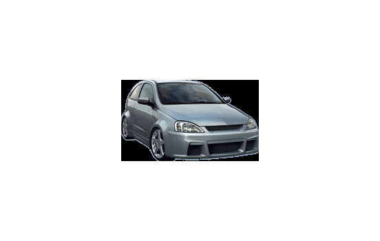 IBherdesign Voorbumper Opel Corsa C 9/2000- 'Hypnosis'