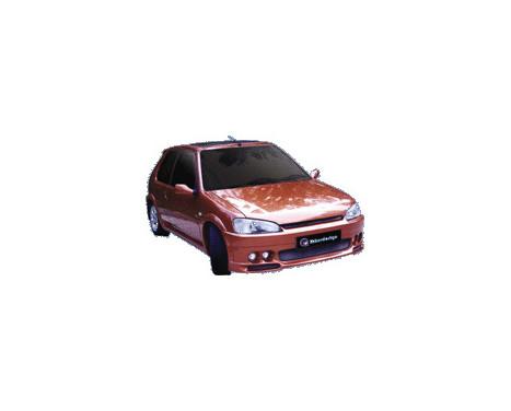 IBherdesign Voorbumper Peugeot 106 MKII 1996- 'Mirage' incl. lampen
