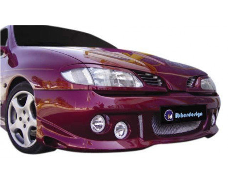 IBherdesign Voorbumper Renault Megane I -4/99 'Tribute' incl. gaas/lampen