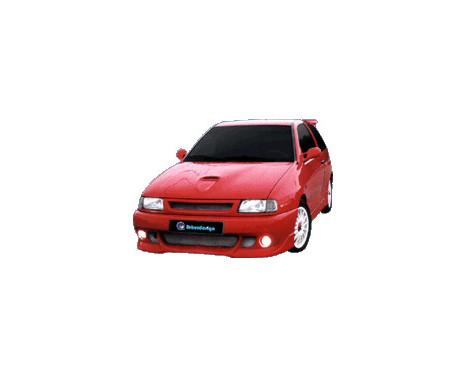 IBherdesign Voorbumper Seat Ibiza 6K -1999 'Comet' incl. gaas/lampen, Afbeelding 2