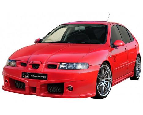 IBherdesign Voorbumper Seat Leon/Toledo 1M 1999-2005 'Abyss'