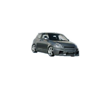 IBherdesign Voorbumper Suzuki Swift 2005- 'Karang', Afbeelding 2