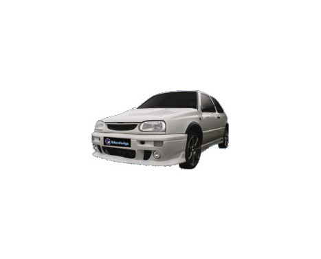 IBherdesign Voorbumper Volkswagen Golf III 'Visage' incl.lampen/gaas, Afbeelding 2