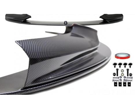 Splitter BMW 5-serie F10 M-performance Carbon