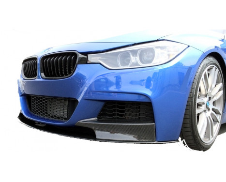 Splitter carbon-look BMW F30/F31 (M-performance look)