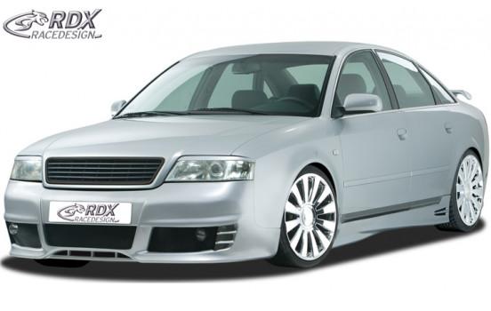 Voorbumper Audi A6 4B/C5 1997-2001 'S-Edition' (GFK)