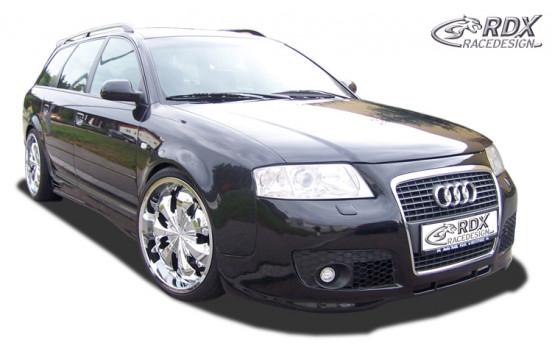 Voorbumper Audi A6 4B/C5 2001-2004 'SingleFrame' (GFK)