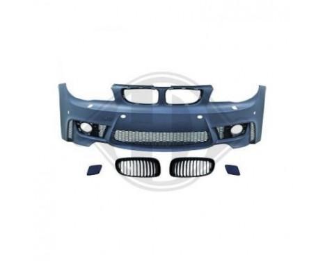 Voorbumper BMW 1er M-look 1280450 Diederichs, Afbeelding 2