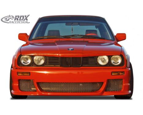 Voorbumper BMW 3-Serie E30 'GT4' (GFK)