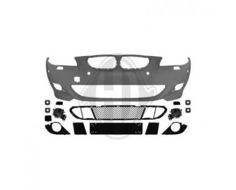 Voorbumper BMW 5er (E60/E61) 'M-TECH' 2003-2007 1224251 Diederichs, Afbeelding 2
