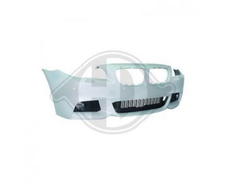 Voorbumper BMW F10/F11 'M-TECH', Afbeelding 3
