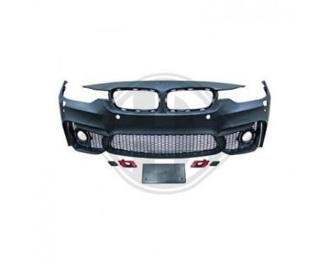 Voorbumper BMW F30/F31 M3-look 1217651 Diederichs