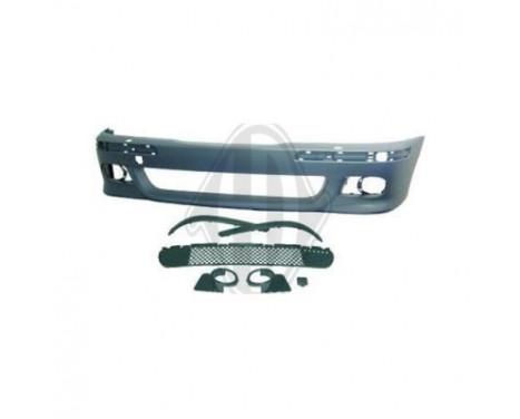 Voorbumper voor een BMW E39 M5-look 1223350 Diederichs, Afbeelding 4