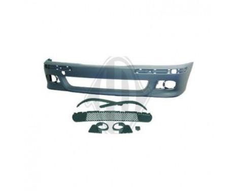 Voorbumperset voor een BMW E39 M5-look 1223250 Diederichs, Afbeelding 2