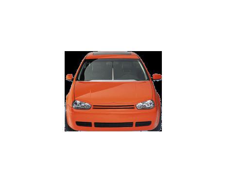 Bonrath Voorbumper 'Clean' Volkswagen Golf IV 1998-2005 (ABS), Afbeelding 2