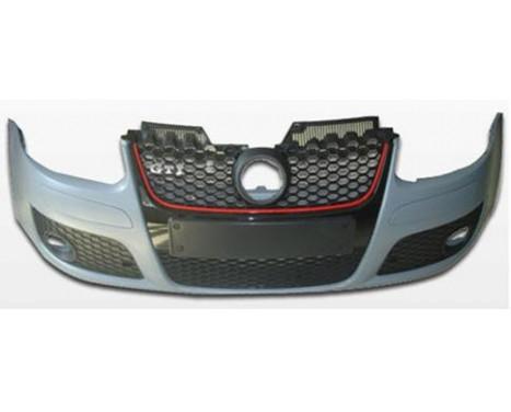 Bumperset GTi compleet (ABS-kunststof)