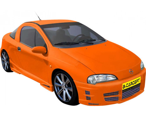Carcept Voorbumper Opel Tigra A 'Basic', Afbeelding 2
