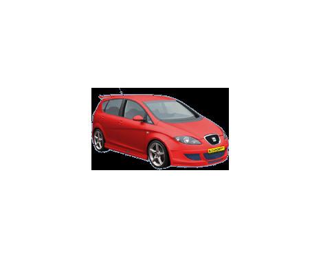 Carcept Voorbumper Seat Altea/Toledo 2004-