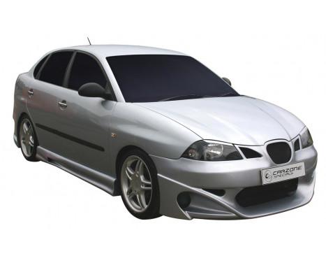 Carzone Voorbumper Seat Cordoba 6L 2002- 'Shogun'
