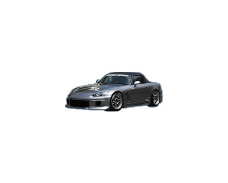 Chargespeed Voorbumper Honda S2000 AP1 (FRP), Thumbnail 2