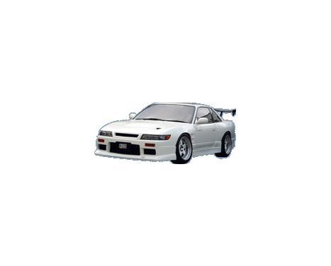 Chargespeed Voorbumper Nissan S13 240SX (FRP)