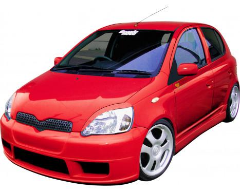 Chargespeed Voorbumper Toyota Yaris NCP10 2003-2006, Afbeelding 2