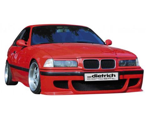 Dietrich Voorbumper BMW 3-Serie E36 'M3-Look'