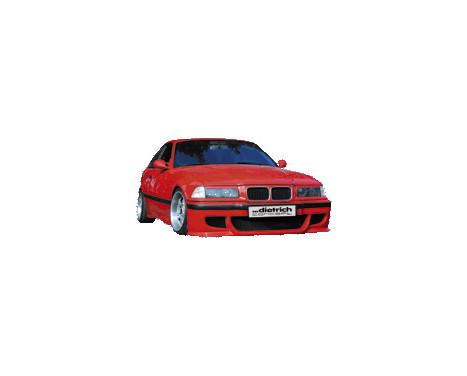 Dietrich Voorbumper BMW 3-Serie E36 'M3-Look', Afbeelding 2