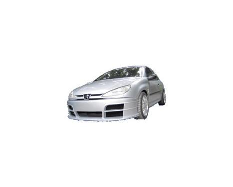 Dietrich Voorbumper Peugeot 206 'StreetLine', Afbeelding 2