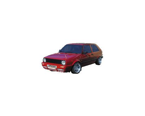 Dietrich Voorbumper Volkswagen Golf II 1983-1991 'GT-Look', Afbeelding 2