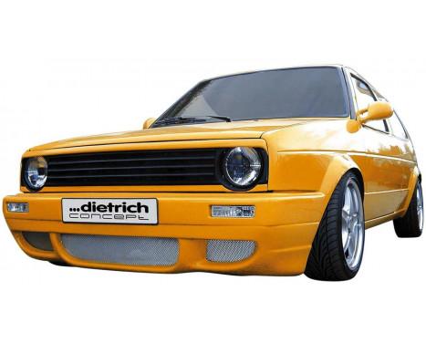 Dietrich Voorbumper Volkswagen Golf II 1983-1991
