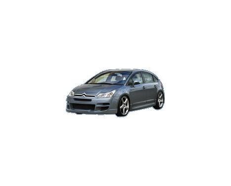 IBherdesign Voorbumper Citroën C4 Coupe/5-deurs 'Sindrome'